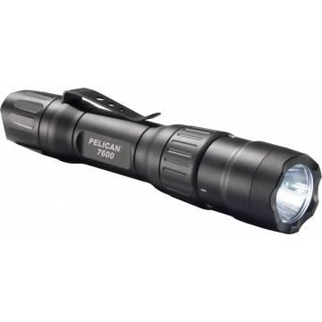 7600,3-COLOR WRG-LED LI-ION RCHRG,BK