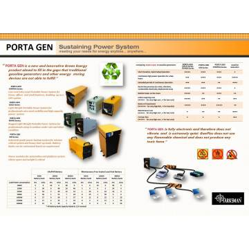 MPG - 10 MARKSMAN PORTA GEN  PG 01