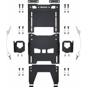 SIDEMT001B Side Mount (Toyota Deck Rail)