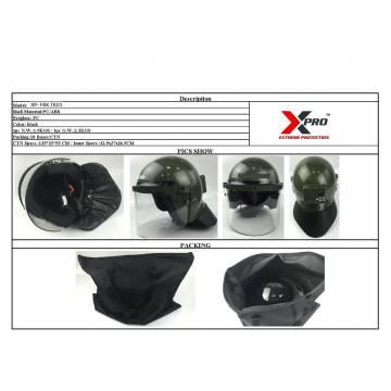 XP FBK TK01 XPRO ANTI RIOT HELMET