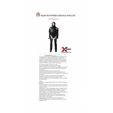 XPRO K 05 ARS ANTI RIOT SUITS