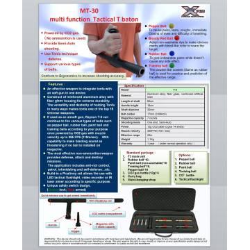 XPRO MT-30 MULTI FUNCTION T BATON